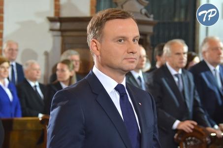 Inauguracja Prezydenta RP Andrzeja Dudy.
