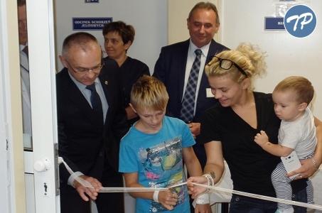 Strefa Rodzica w raciborskim szpitalu już otwarta.