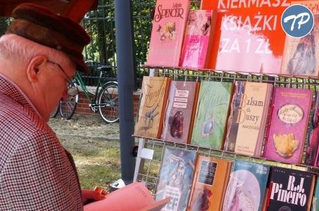 Śląskie Senioralia z raciborską biblioteką.
