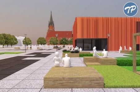 Racibórz. Rewitalizacja Placu Długosza to nie pralnia i kawiarenka internetowa.