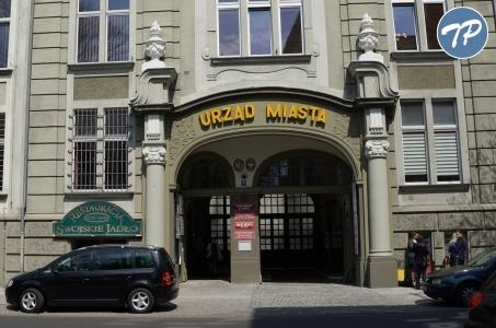 Nabór na wolne stanowisko urzędnicze - komunikat UM Racibórz.