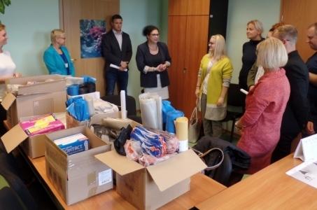 Powiat raciborski zaangażowany w sprzątanie świata.