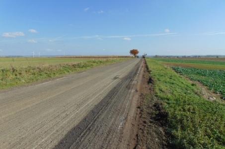 Racibórz. Powiat remontuje drogi w gminach Krzanowice i Krzyżanowice.