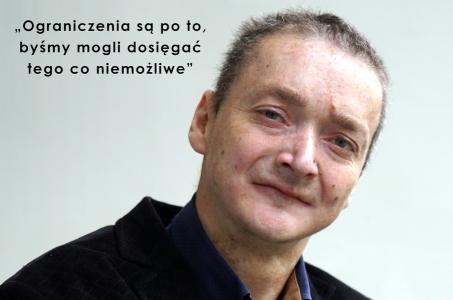 Racibórz. Spotkanie motywacyjne z Przemysławem Sobieszczukiem w bibliotece.