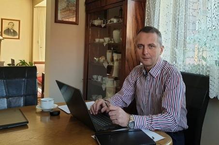 Prezydent Raciborza Dariusz Polowy poddany kwarantannie