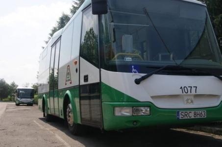 Zmiany w rozkładzie jazdy Komunikacji Miejskiej w Raciborzu.