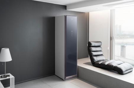 Samsung podarował szpitalom zakaźnym szafy odświeżające AirDresser.