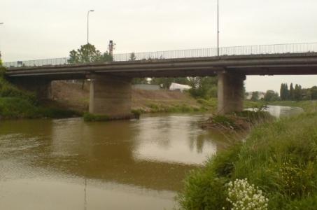 Starosta wraz z prezydentem chcą pozyskać środki na remont mostu na ul. Piaskowej w Raciborzu.