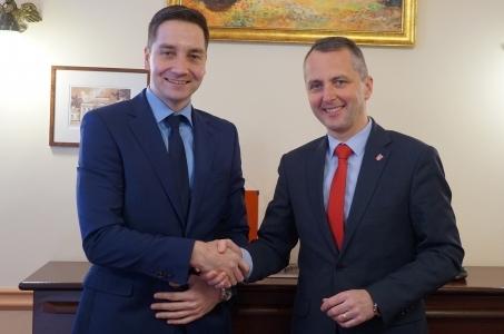 Krzysztof Sałajczyk nowym prezesem Unii Racibórz