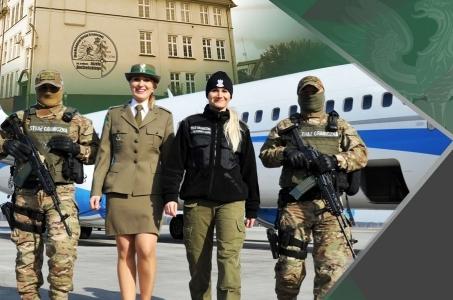 Rekrutacja w Śląskim Oddziale Straży Granicznej.