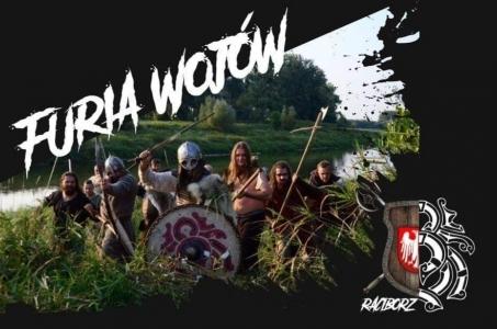 Furia Wojów w Raciborzu.