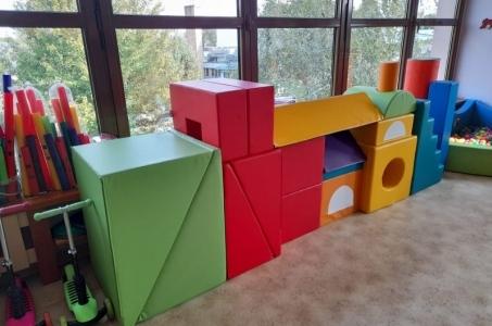 Raciborskie przedszkola wzbogaciły się o nowy sprzęt.