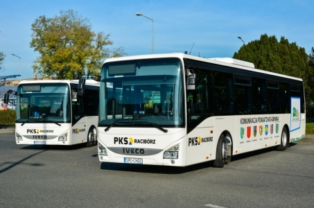 Powiat Raciborski pozyskał dofinansowanie do przewozów autobusowych.