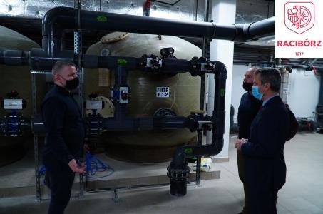 Racibórz. Rozpoczęło się napełnianie basenów na H2Ostróg.