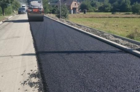 Racibórz. Remont drogi powiatowej w Kobyli nabiera tempa.